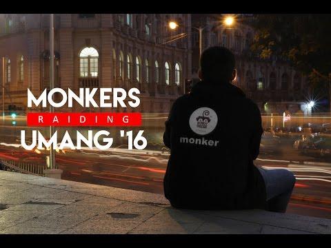 Monkers raiding Umang '16