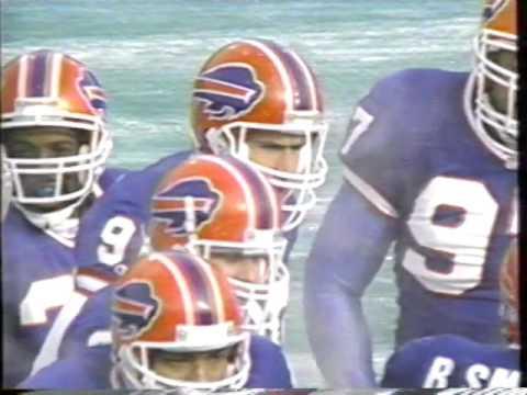 1993 - AFC Divisional - Los Angeles Raiders at Buffalo Bills