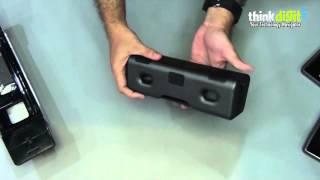 Unboxing HMDX Jam Party bluetooth speakers + Audio demo comparison with JBL Flip 2