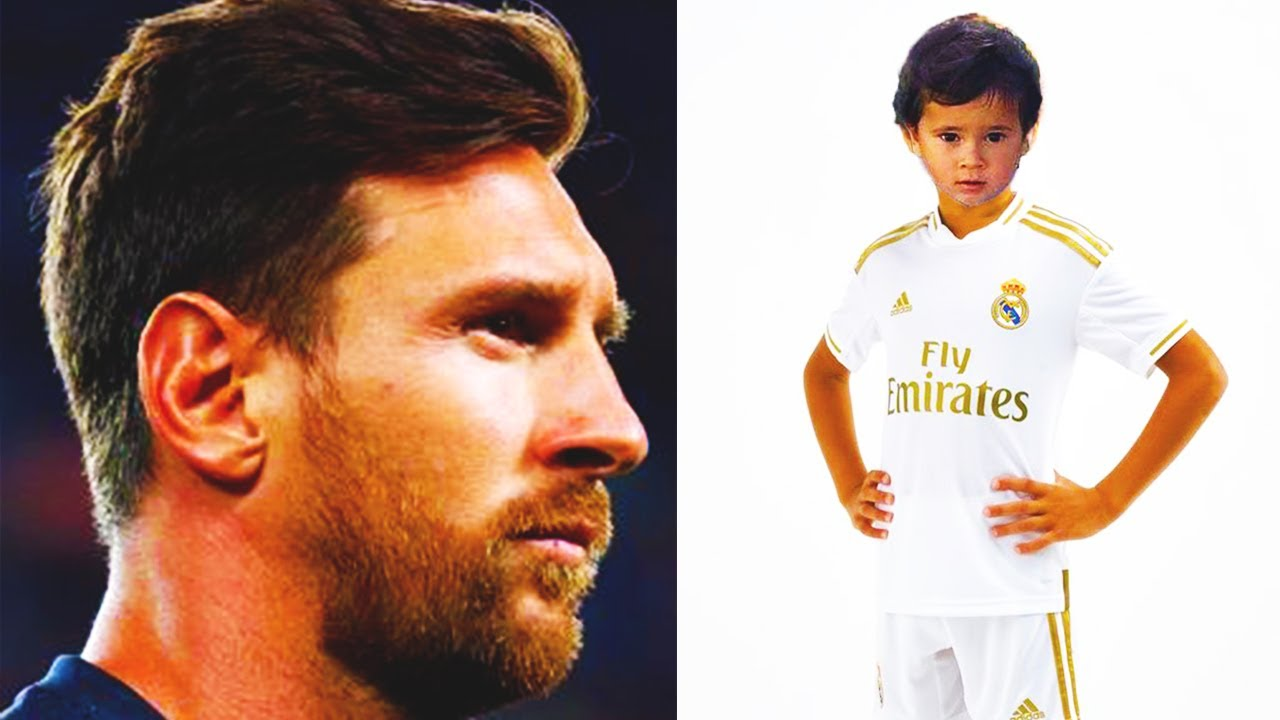 Son of a b**ch! That's why Messi makes son stand in the corner! Mateo Messi – is a real bastard!