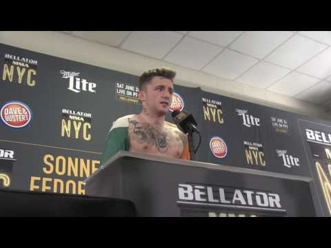 James Gallagher: 'I'm Not The New Era of MMA', I'm Different
