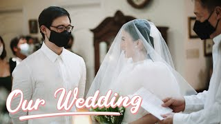 Our Wedding BTS by Alex Gonzaga