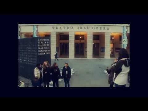 """Someone Like You""  Adele - Awesome italian girls singing ,Teatro Dell Opera Rome - Italy"