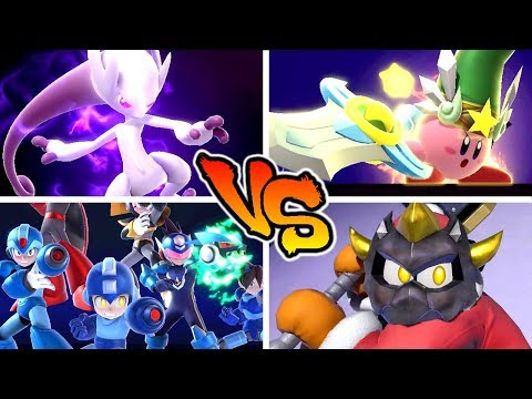 Super Smash Bros. Ultimate - Who has the Strongest Final Smash? thumbnail