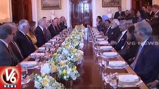 PM Modi, Donald Trump Agree To Enhance Peace Across Indo-Pacific Region | V6 News