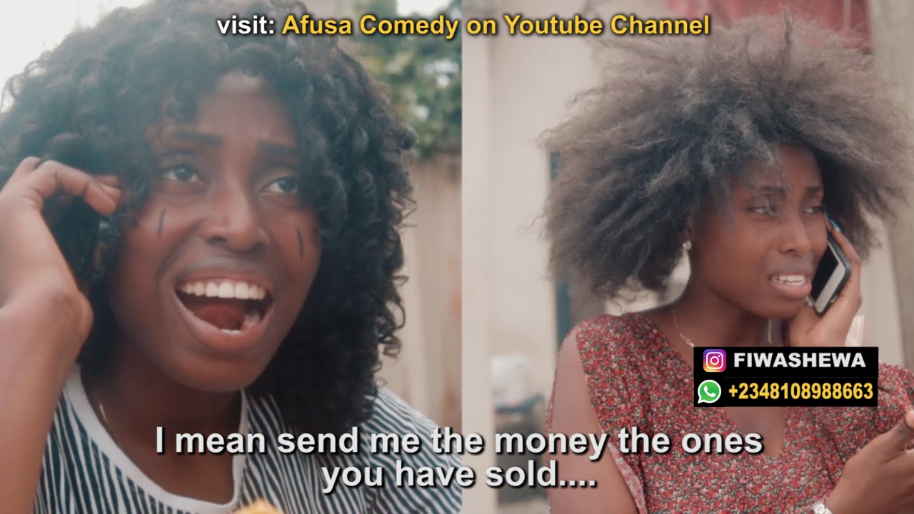 Download AFUSA COMEDY - UNFORTUNATELY
