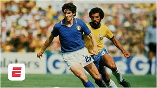 The football world lost another great this year, as paolo rossi died at age of 64. espn fc's craig burley reflects on rossi's career, in particular his 1...