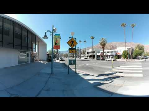 Moto 360 Camera Footage in Palm Springs - YouTube Tech Guy