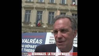 Le 18:18 - Régionales : la tension monte entre Renaud Muselier et Thierry Mariani