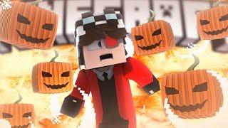ХЕЛЛОУИН В МАЙНКРАФТЕ! ОСТОРОЖНО ТЫКВЫ САМОУБИЙЦЫ! Minecraft Halloween