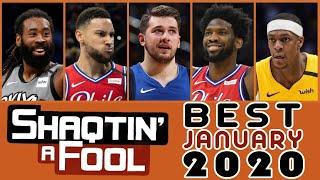 Shaqtin' A Fool BEST MOMENTS of January 2020