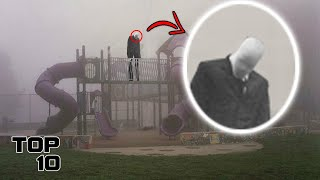 Top 10 Abandoned Playgrounds That Are Cursed