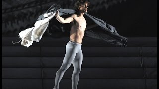 Ivan Vasiliev ~ rehearsing a short dance with wonderful jumps