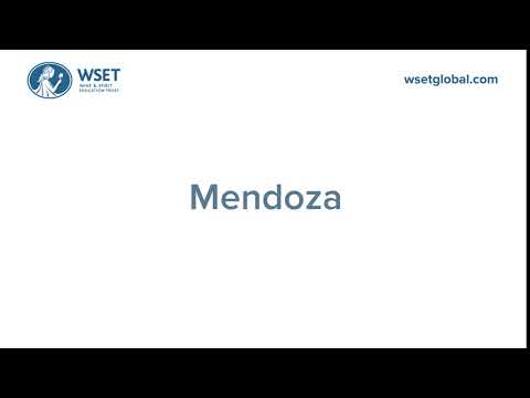 How to say it: Mendoza