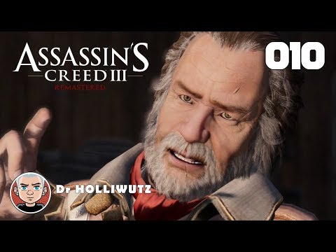 Assassin's Creed III #010 - Die harte Tour [PS4] | Let's play AC3 remastered