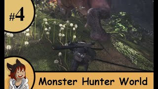 Monster Hunter World PC part 4 - Exploring the expedition