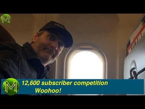 #105 12,600 subscriber competition!