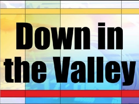 Basic Ukulele Lessons - 12b - Down in the Valley