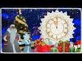Прикольное поздравление с Новым годом Видео открытка mp3