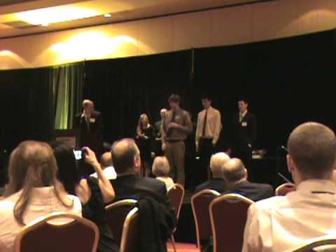 Hawkeyes AlumniBanquet 20120414 01 NCAA All Americans