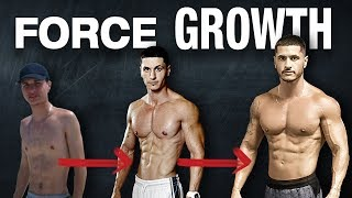 How to FORCE Muscle Growth (7 ADVANCED METHODS)