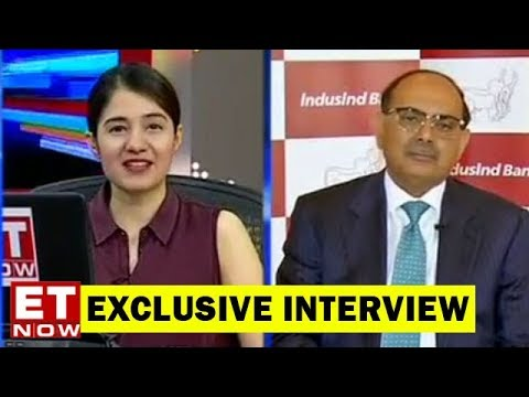 Romesh Sobti of IndusInd Bank decodes Q2 earnings   Earnings With ET NOW