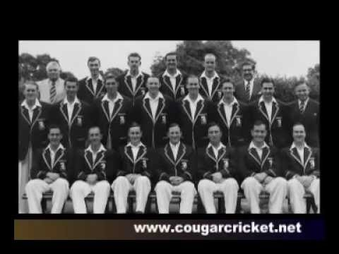 Cricket in the 50s
