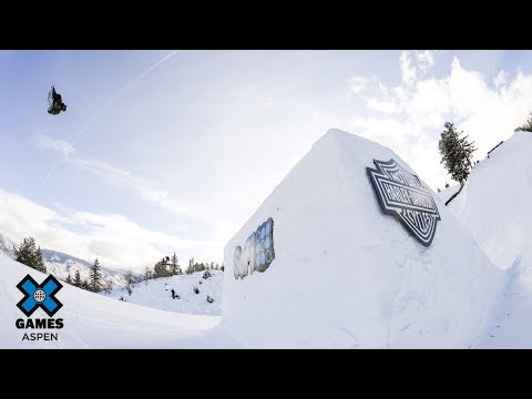 FULL BROADCAST: Women's Ski Slopestyle, Men's Ski Big Air Elims, Men's Snowboard Slopestyle Elims