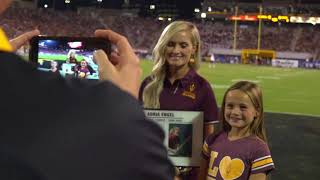Sun Devils Celebrate 2017 Hall of Fame Weekend thumbnail