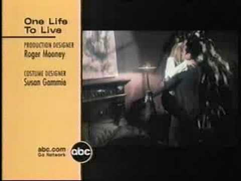 April 28, 2000 One Life To Live Closing Credits
