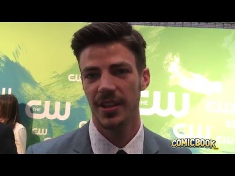 Grant Gustin On The Flash Finale And Season 3