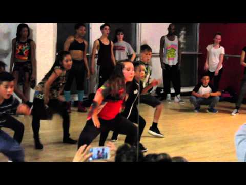 Tessa Bella age 11  Somebody  Choreo: Matt Stefina  Hip Hop  DanceOn Somebody TotallyTessa