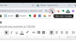 Chromebook Tips & Tricks for Students and Teachers: Bookmarks & Launcher