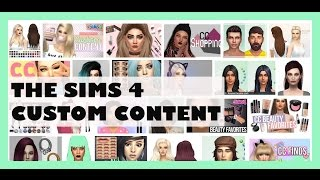 The Sims 4 CC (Custom Content) Nedir? Nasıl Yüklenir? Maxis Match CC Nedir? İyi CC Nasıl Anlaşılır?