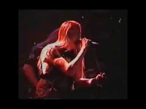 Sentenced - Dance On The Graves (1995) Live At Taviasta