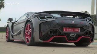 """Probamos el GTA Spano, el """"Ferrari"""" marca España"""