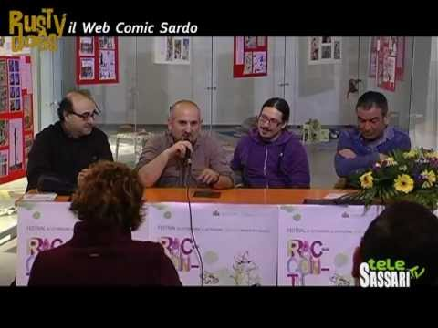 Rusty dogs, il web comics sardo