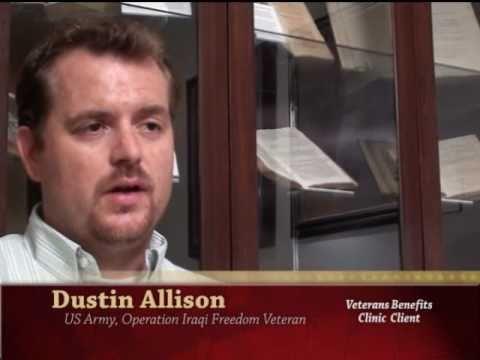 Lewis B. Puller, Jr. Veterans Benefits Clinic at W&M