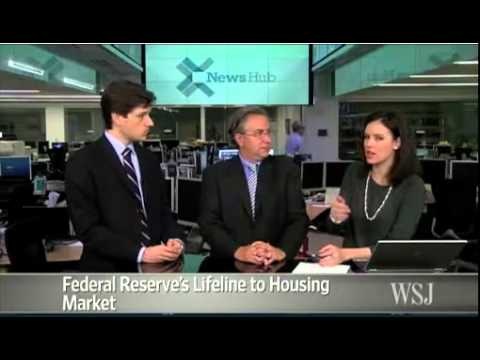 Fed's Lifeline to Struggling Housing Market