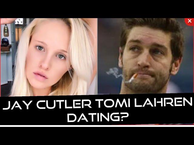 Jay Cutler & Tomi Lahren Dating?