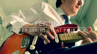 Fender Player Plus Top Strat demo with James - Rimmers Music