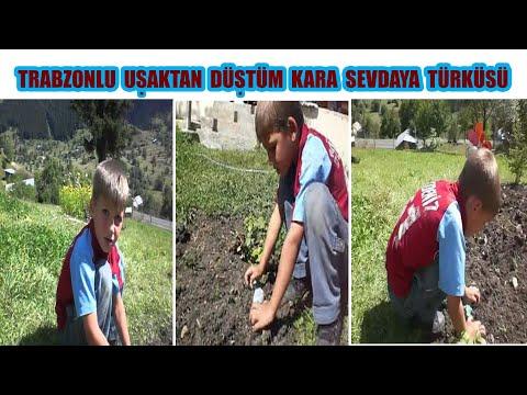 Trabzonlu Uşaktan Düştüm Kara Sevdaya Türküsü