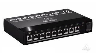 POWERPLAY P16-D 16-Channel Digital ULTRANET Distributor