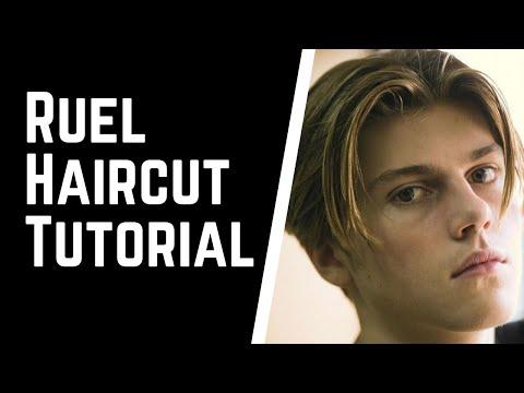 Ruel Curtains Haircut Tutorial - TheSalonGuy