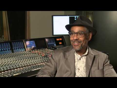 """The Jungle Book Behind The Scenes """"Akela"""" Interview - Giancarlo Esposito"""
