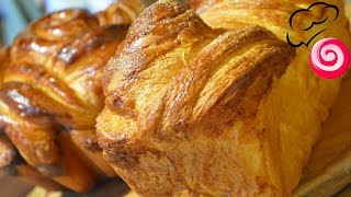 Русская булочка (бриошь) или Brioche russe – так французы называют эту булку