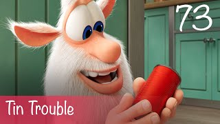 Booba - Tin Trouble - Episode 73 - Cartoon for kids