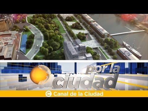 """<h3 class=""""list-group-item-title"""">Horacio Rodríguez Larreta presentó el proyecto del Parque del Bajo - Por la ciudad</h3>"""