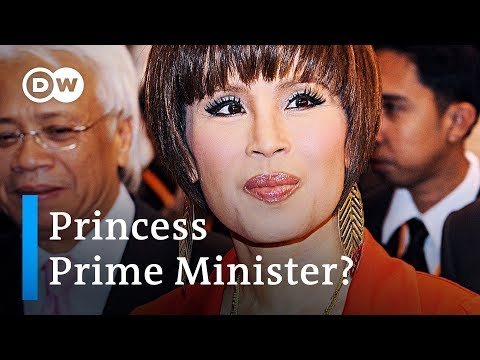 Thai princess runs for Prime Minister against military junta | DW News