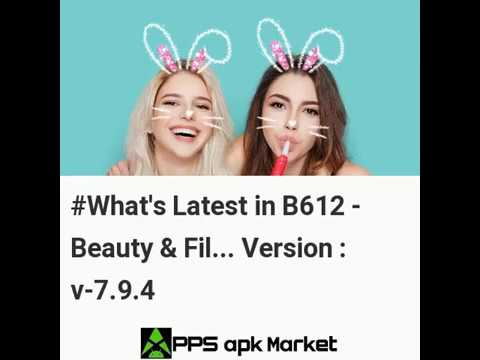 Latest Updates in B612 - Beauty & Filter Camera Android App